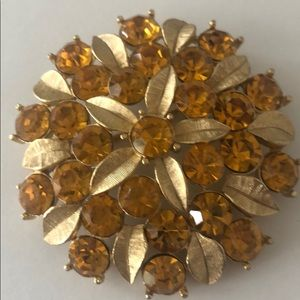 Sarah Coventry brooch